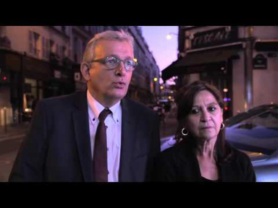 Réaction de Pierre LAURENT suite à la rencontre avec François HOLLANDE, Président de la République