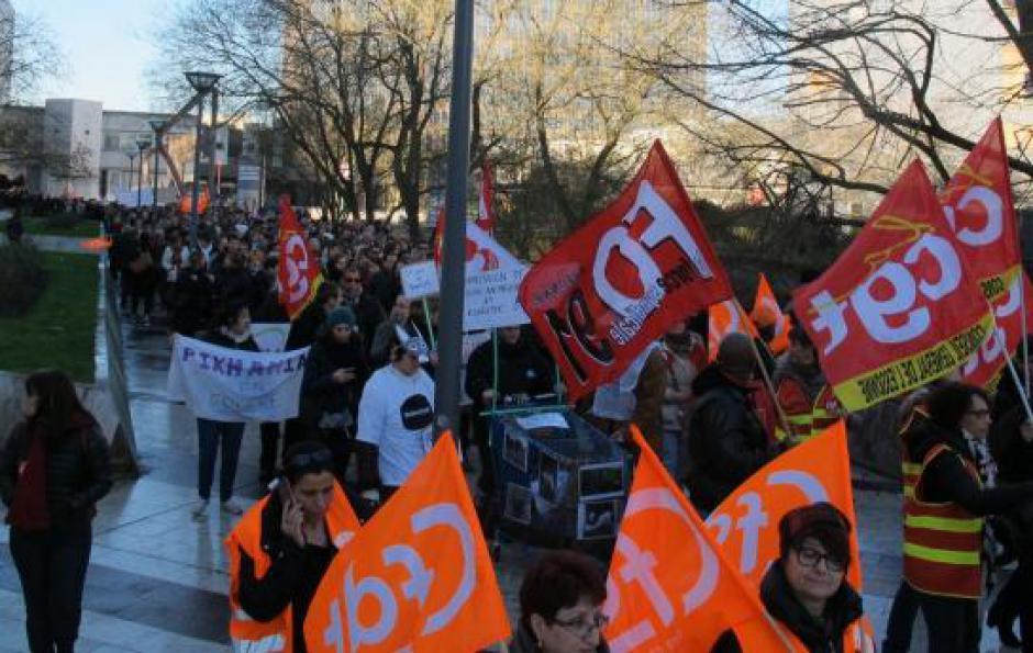 Personnel départemental : « Nous n'acceptons pas les mesures d'austérité»