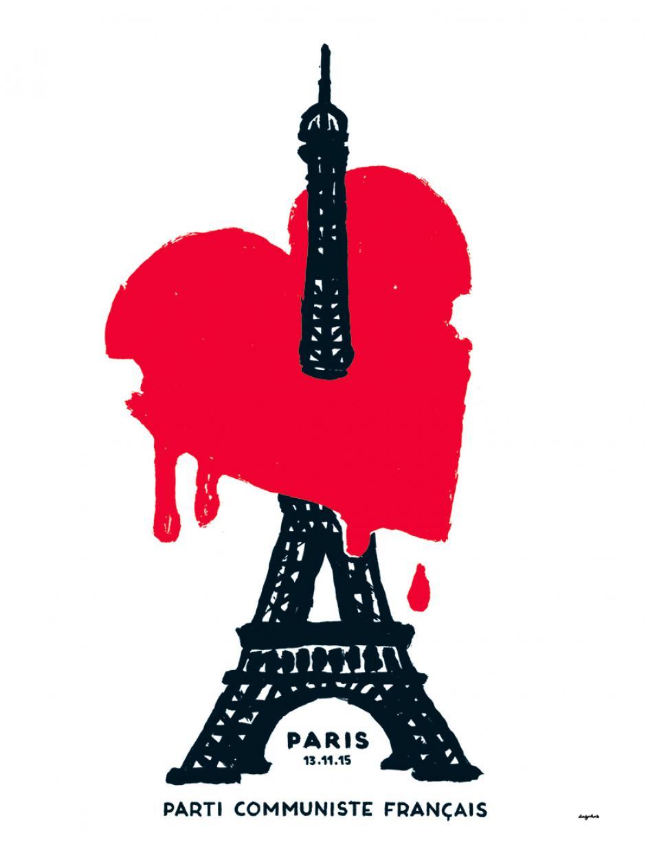 Attentats du 13 novembre : Déclaration du Parti communiste français