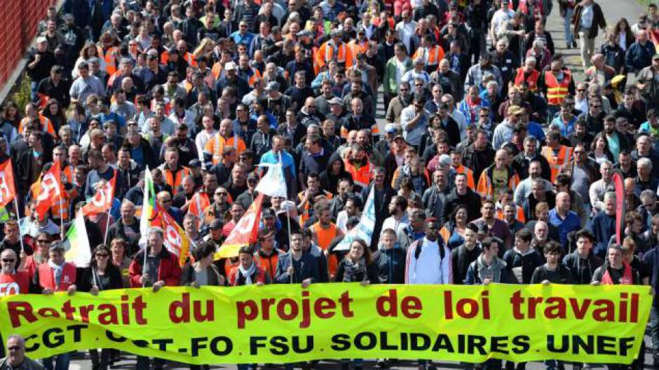 la mobilisation sociale : une chance pour la France et pour la gauche